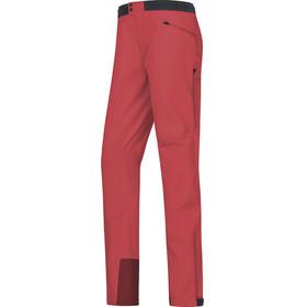 GORE WEAR H5 Windstopper - Pantalones de Trekking Mujer - rosa